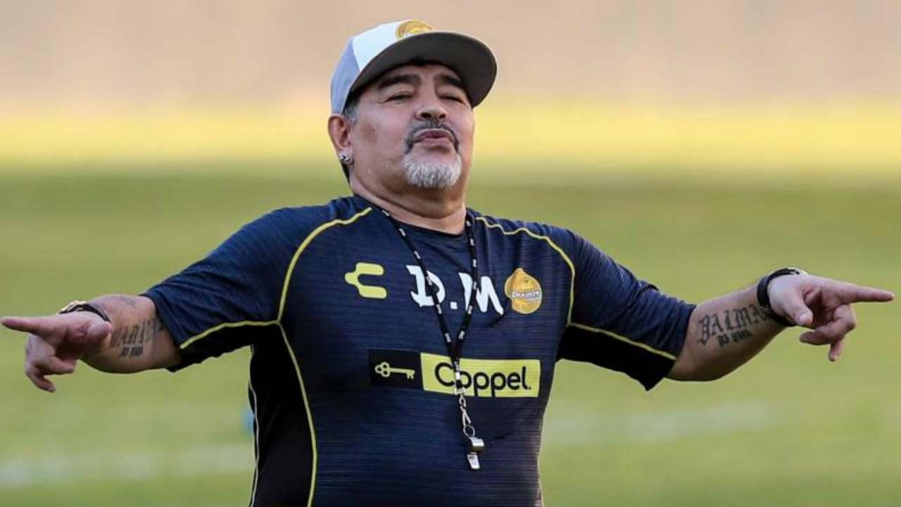 Diego Armando Maradona Meteoweek