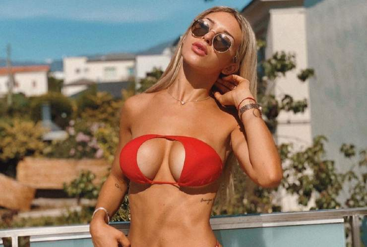 Agustina Gandolfo dall'Argentina all'Italia - SportMeteoweek