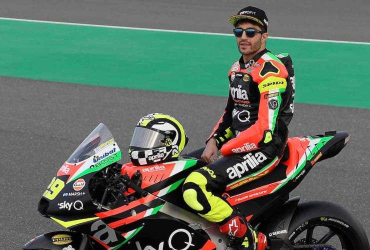 Andrea Iannone in numero 29 in MotoGP - SportMeteoweek