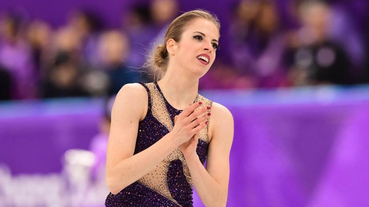 Carolina Kostner la vita prima del pattinaggio - SportMeteoweek