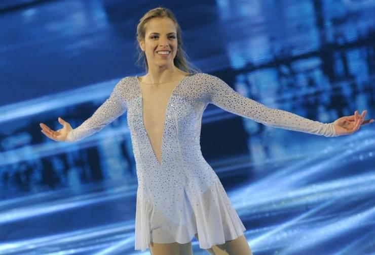 Carolina Kostner la vita prima del pattinaggio - SportMeteoweek 2