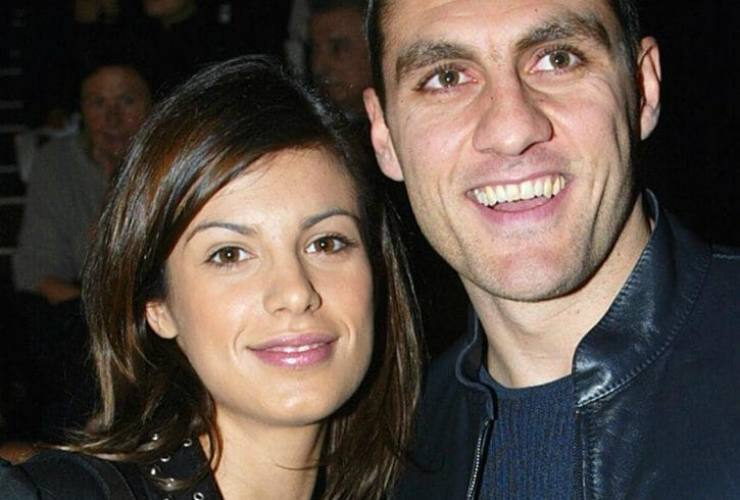 Christian Vieri e Elisabetta Canalis - SportMeteoweek