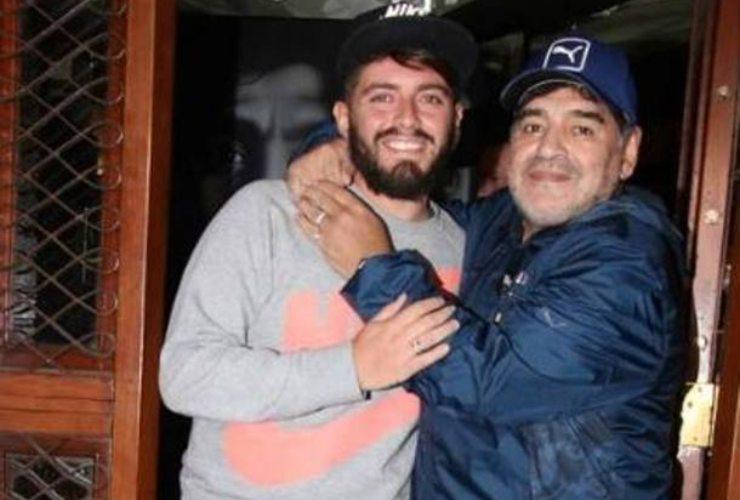 Diego Armando Maradona figlio - SportMeteoweek
