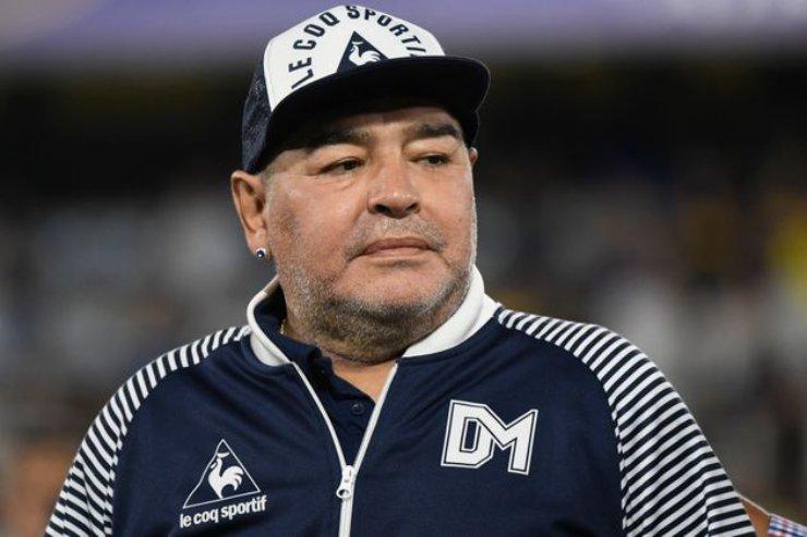 Diego Armando Maradona il retroscena della morte - SportMeteoweek