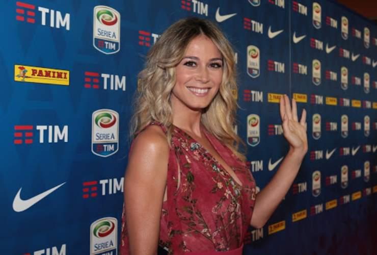 Giorgia Rossi come Diletta Leotta - SportMeteoweek