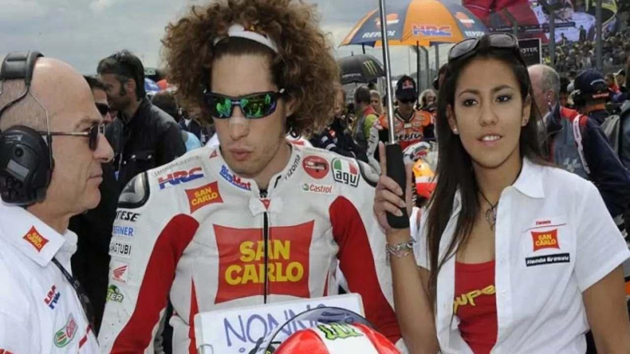 Marco Simoncelli ricordate la sua fidanzata - SportMeteoweek
