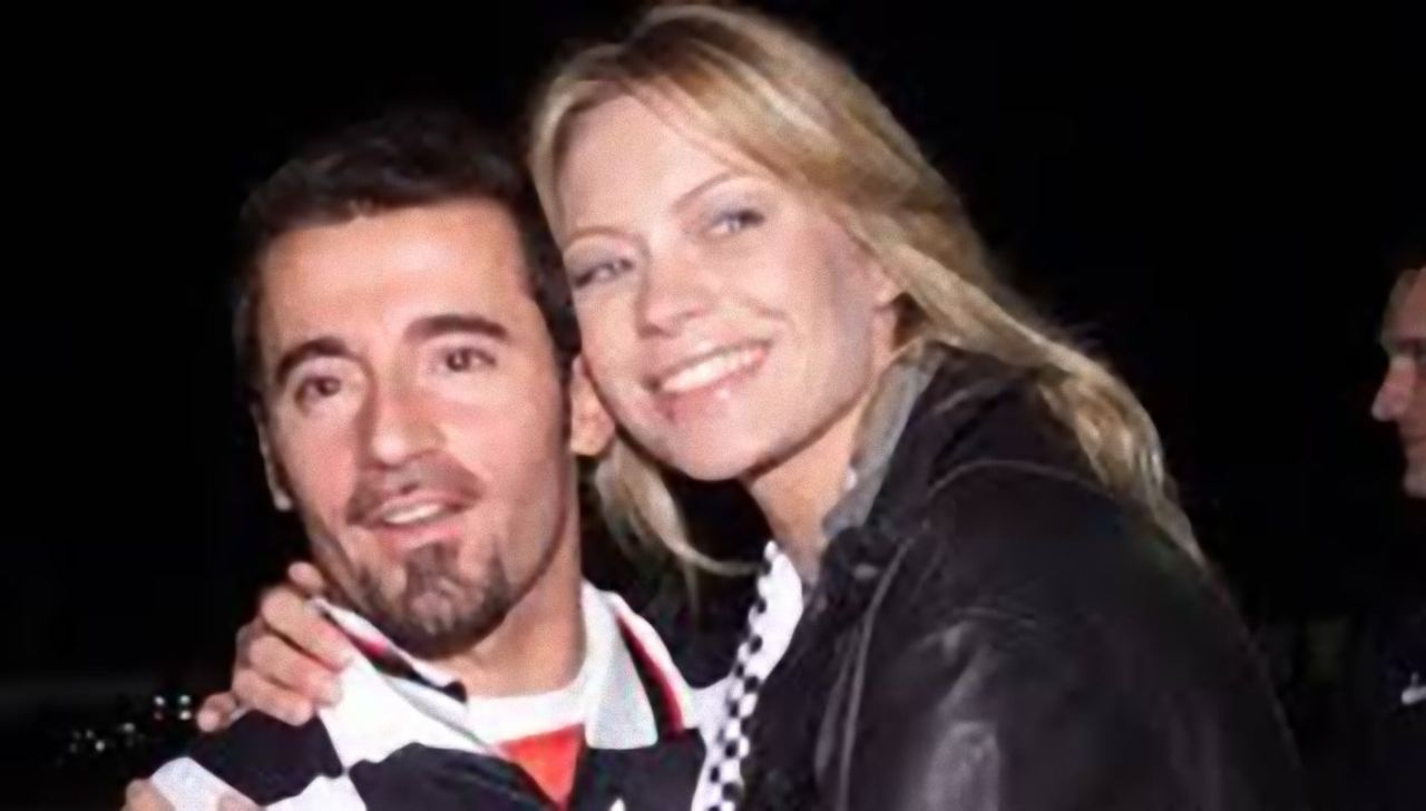 Max Biaggi e Anna Falchi - SportMeteoweek