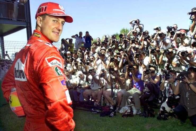 Michael Schumacher gli incontri con Jean Todt - SportMeteoweek