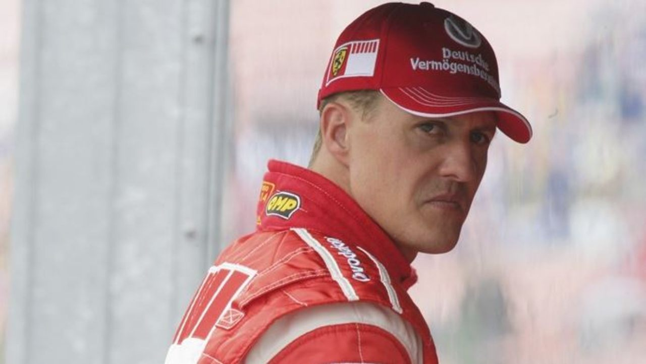 Michael Schumacher messaggio in codice - SportMeteoweek