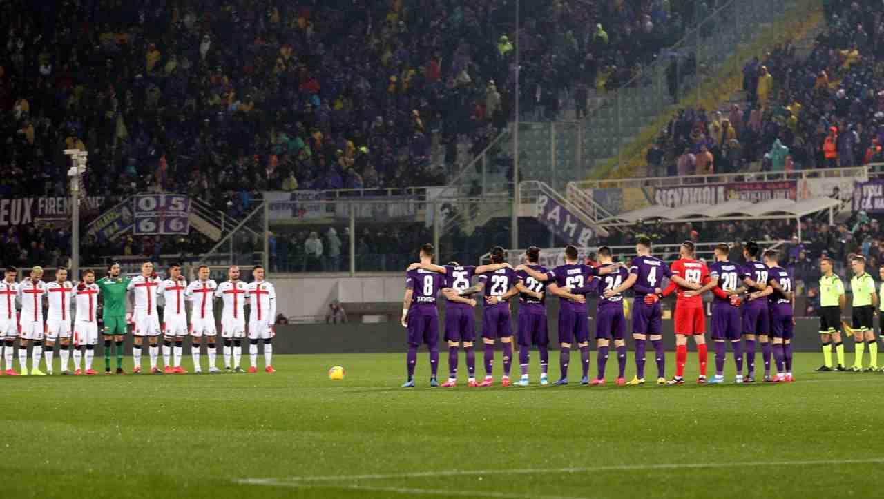 Fiorentina-Genoa diretta streaming