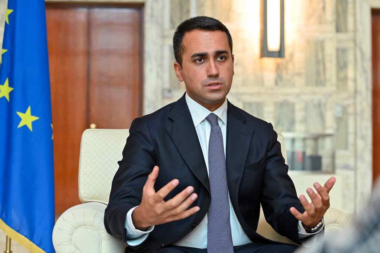 Luigi Di Maio, Ministro degli Esteri. Getty Images