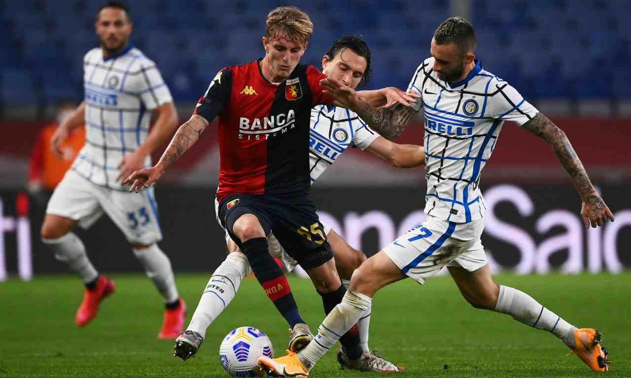 Genoa-Juve Rovella
