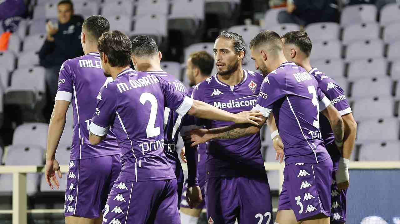 Fiorentina convocati Genoa