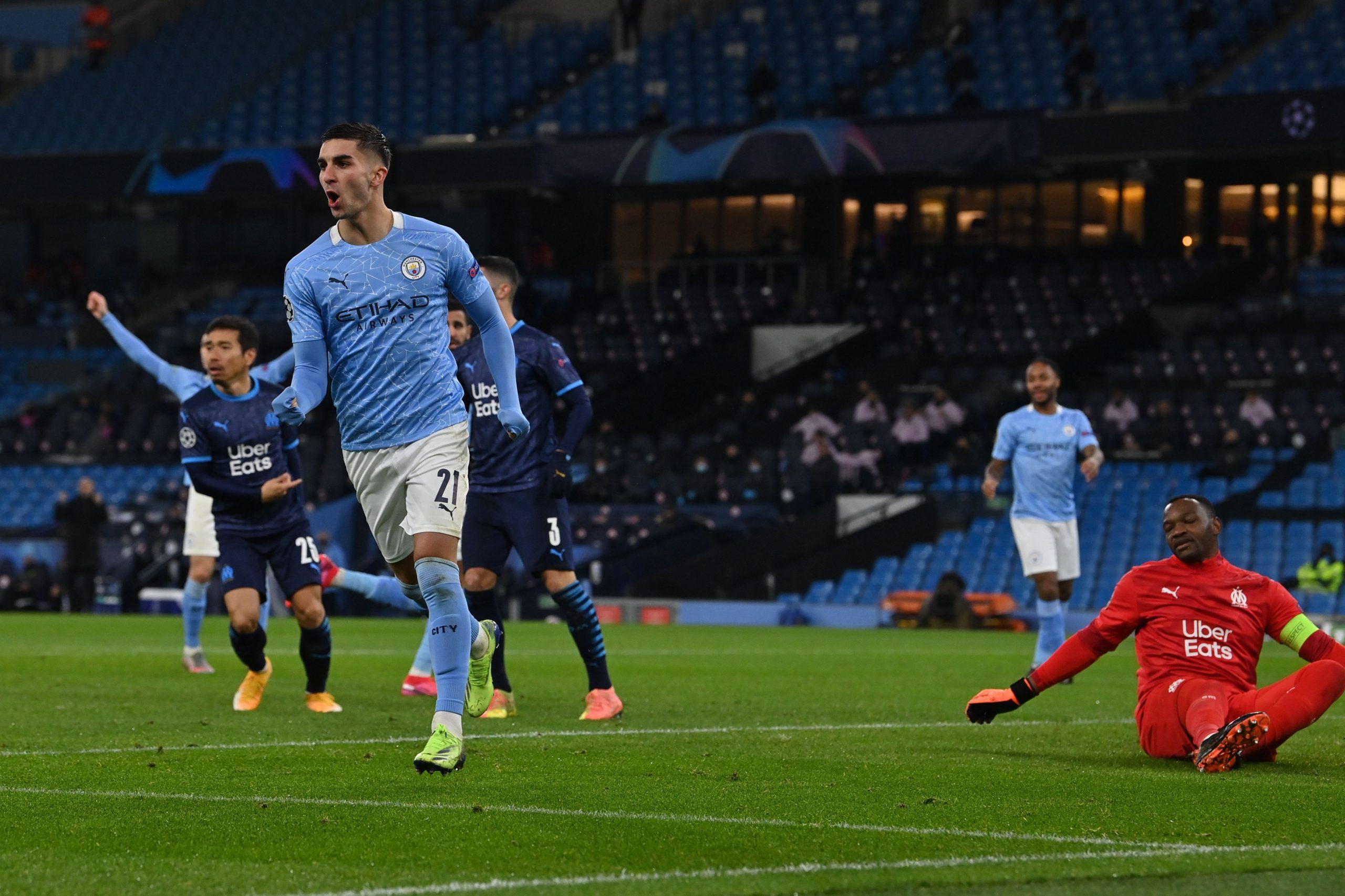 Manchester City-Marsiglia