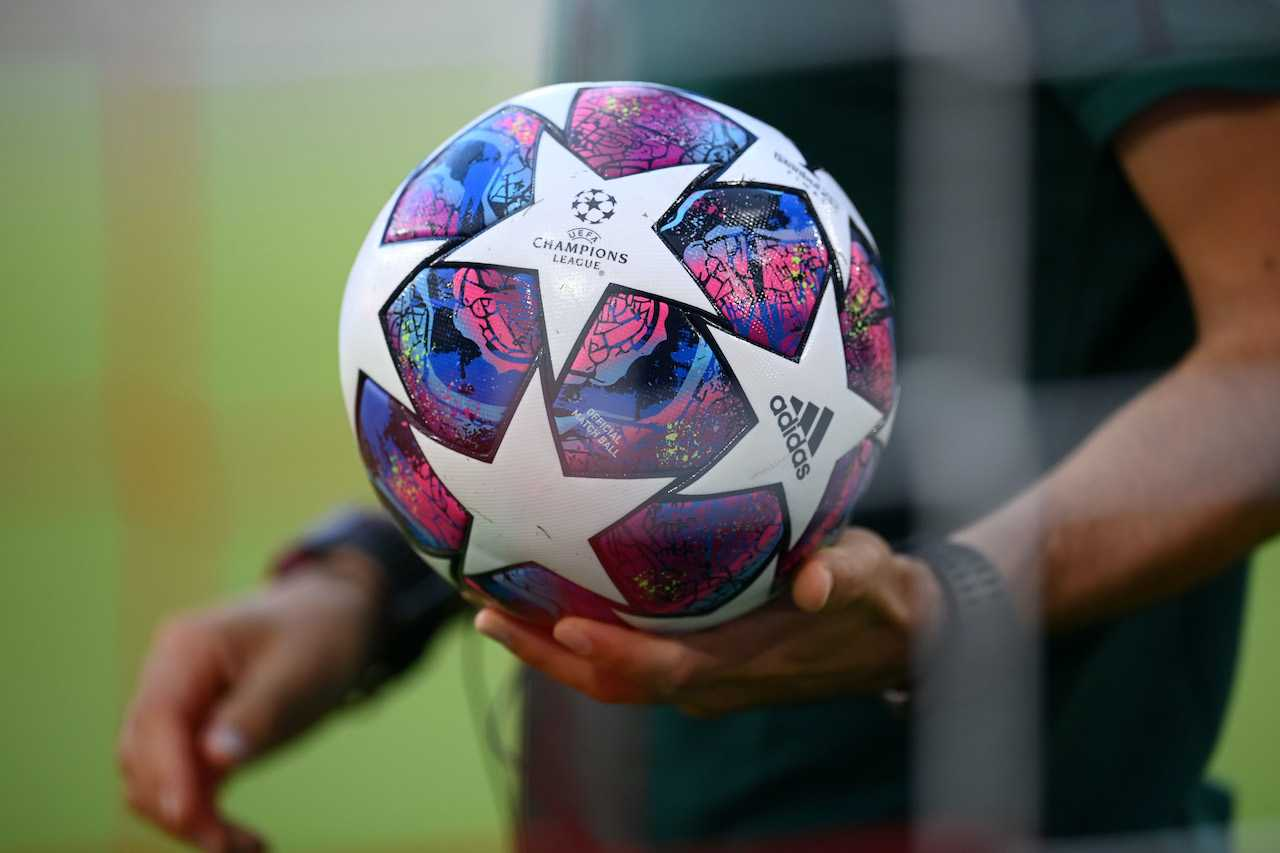 Champions League. Getty Images