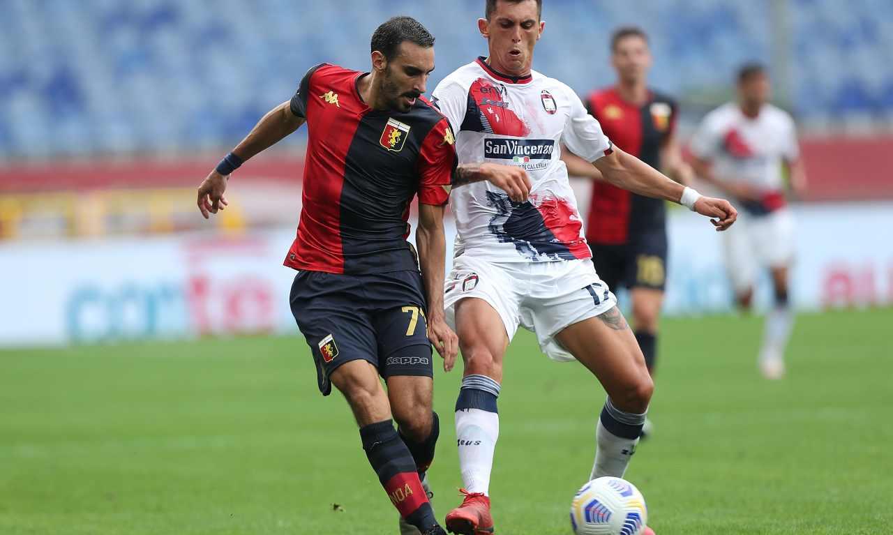 Genoa-Juventus convocati