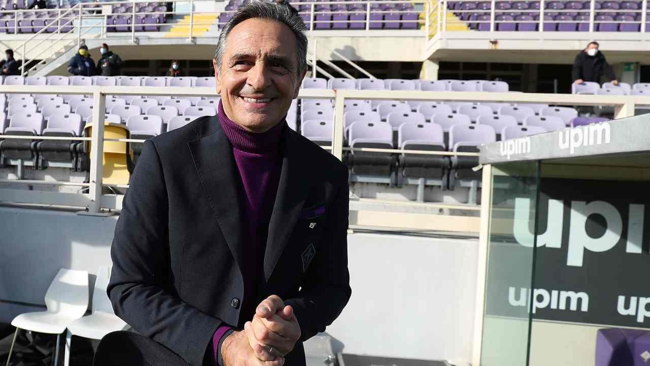 Fiorentina-Genoa Prandelli