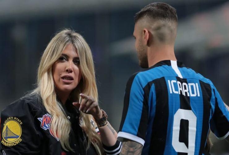 Mauro Icardi retroscena sull'addio all'Inter - SportMeteoweek
