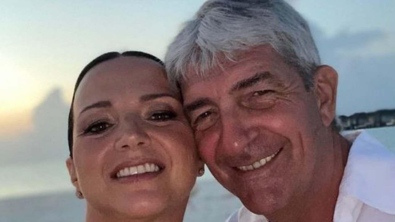 Federica Cappelletti e Paolo Rossi (Foto Instagram @cappellettifederica)