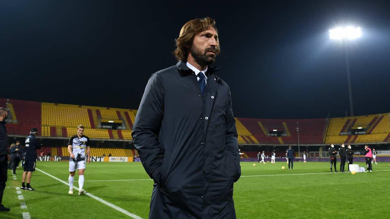 Genoa-Juventus Pirlo
