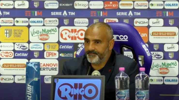 Parma, l'allenatore Liverani (Foto © Parma)