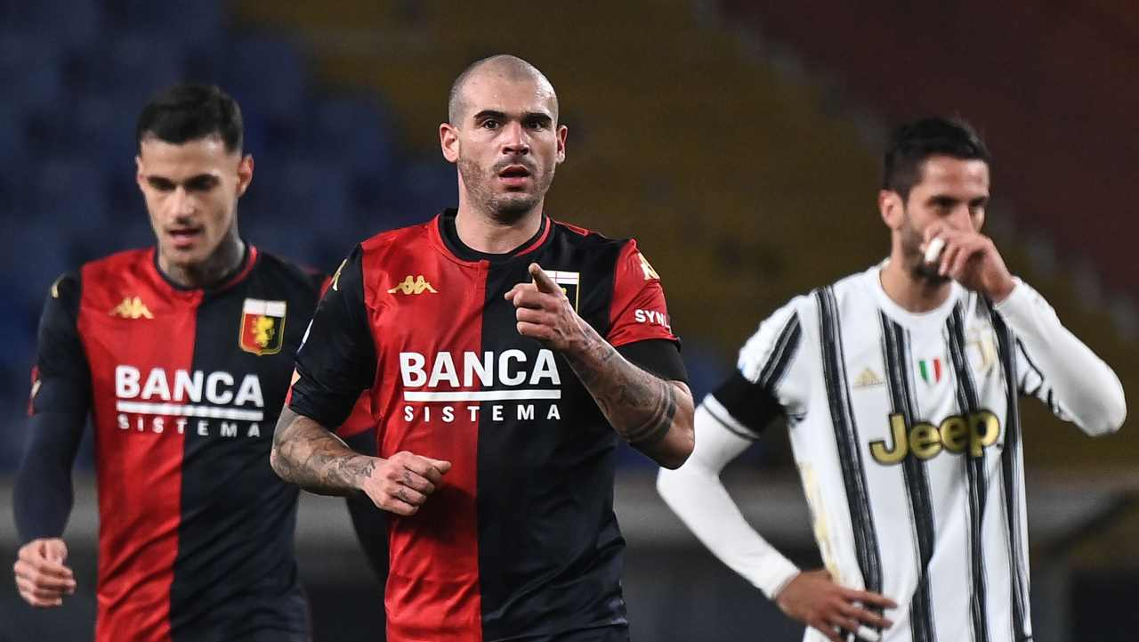 Genoa-Juventus Sturaro