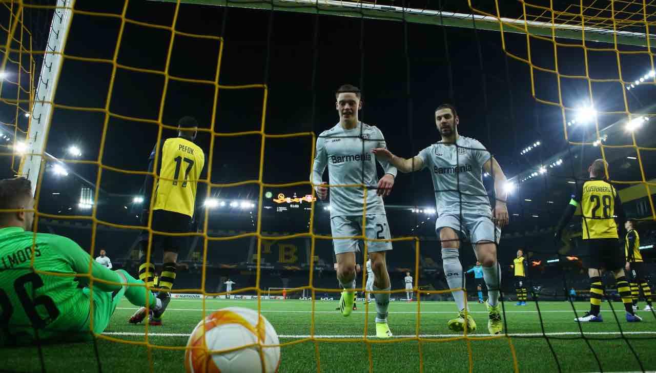 Bayer Leverkusen Young Boys