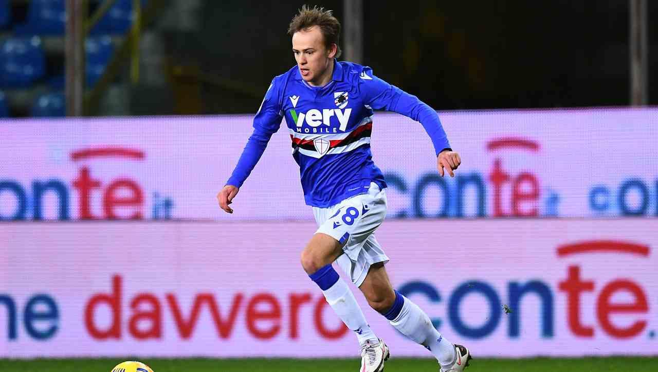 Sampdoria Damsgaard