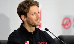 Grosjean torna su una monoposto