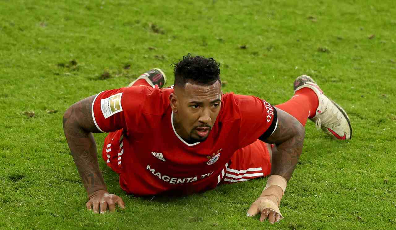 Jerome Boateng  (Photo by Alexander Hassenstein/Getty Images)