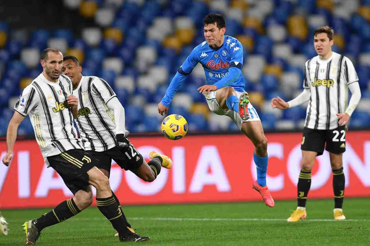 Juve-Napoli, ecco la data  (Photo by Francesco Pecoraro/Getty Images)