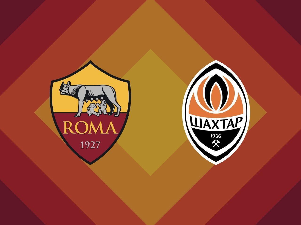 Roma-Shakhtar | Diretta streaming | Dove vederla