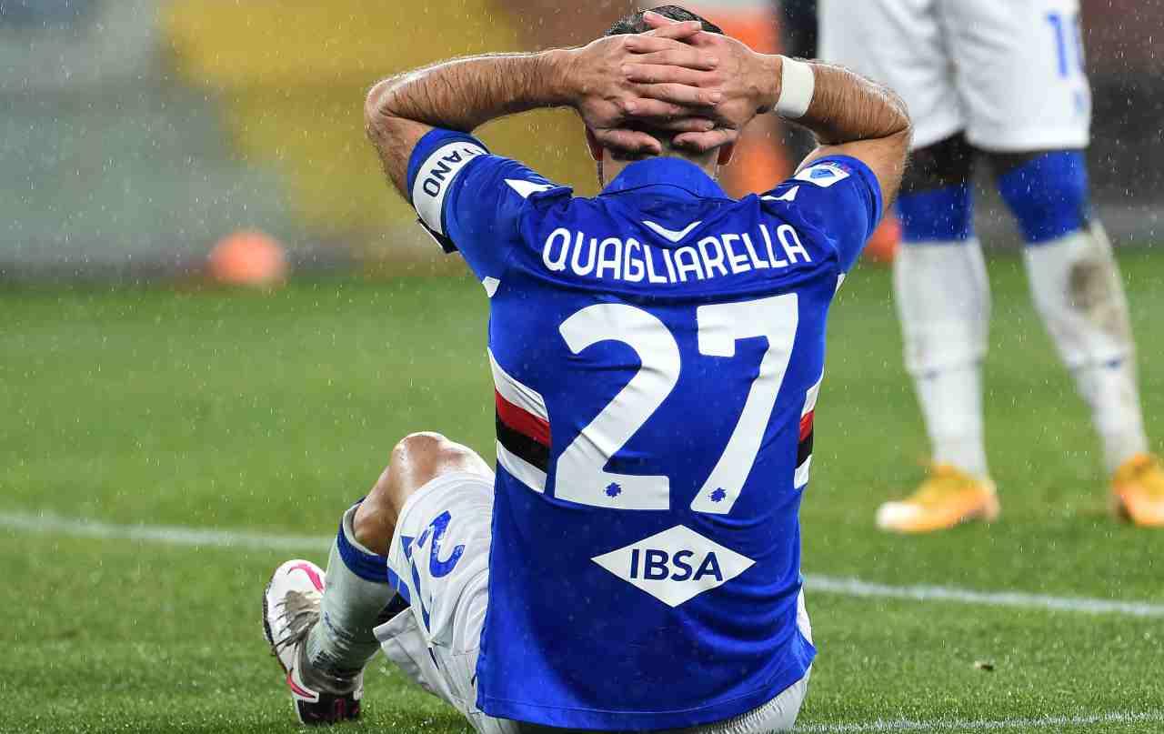 Sampdoria attacco