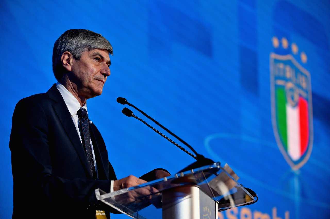 Alfredo Trentalange, presidente dell'AIA. Getty Images