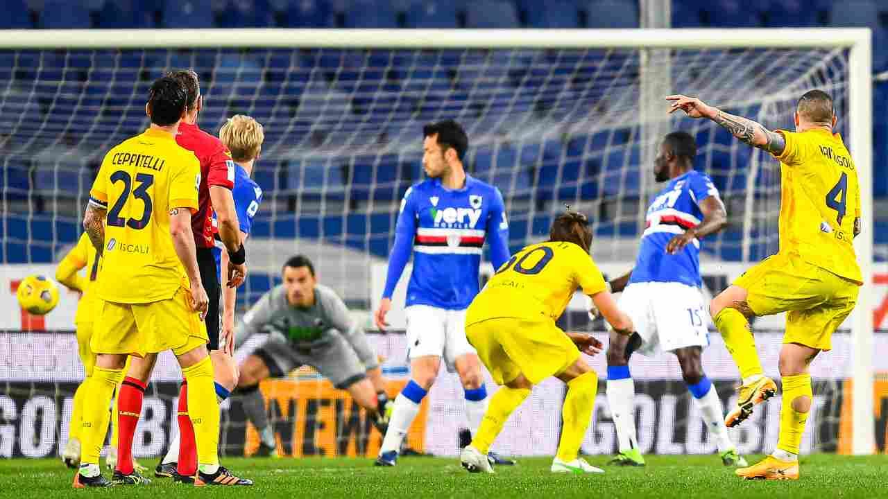 Difesa Sampdoria