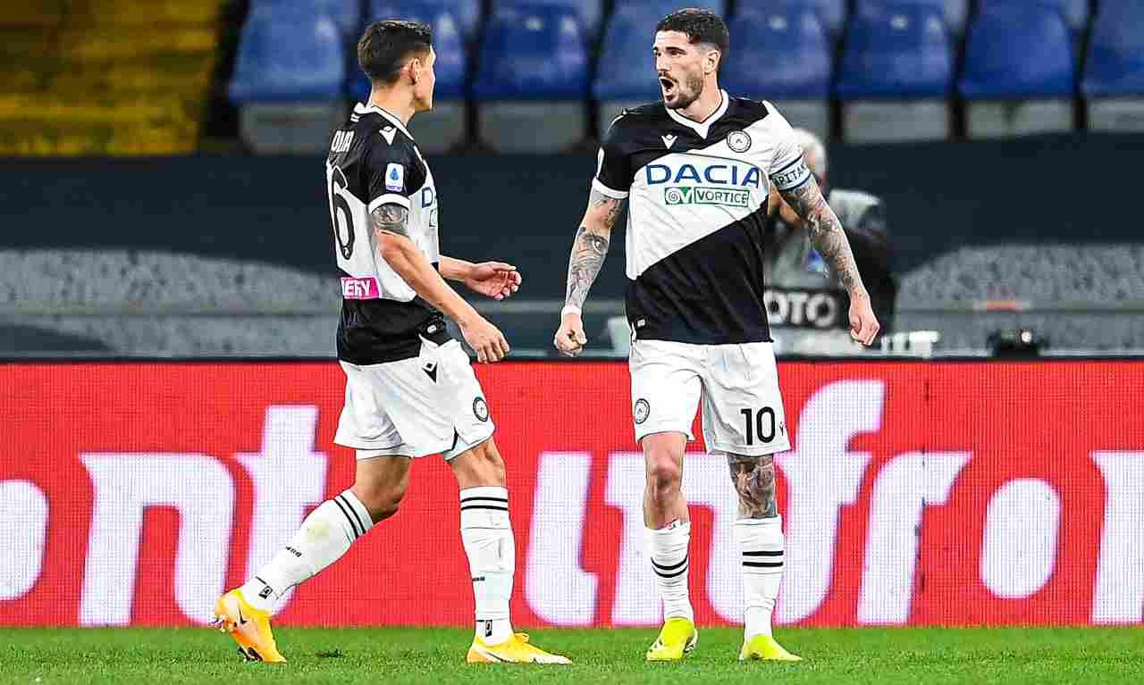 Udinese De Paul