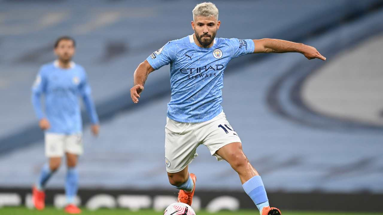 Manchester City Aguero