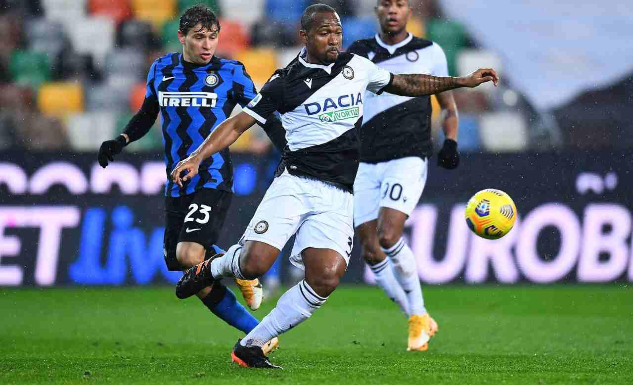 Udinese Samir