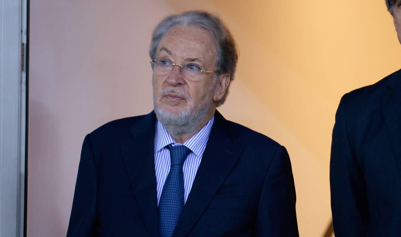 Giampaolo Pozzo, proprietario dell'Udinese. Getty Images