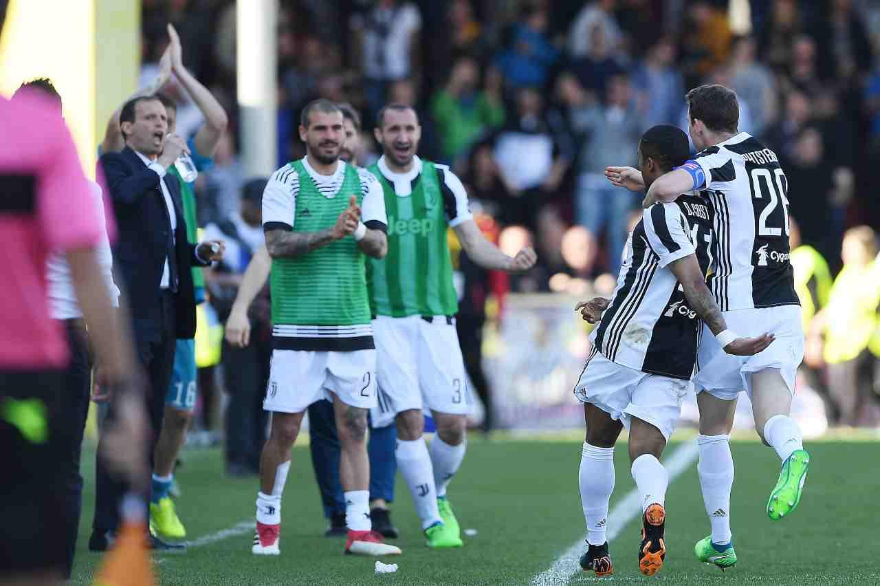 Juventus. Getty Images