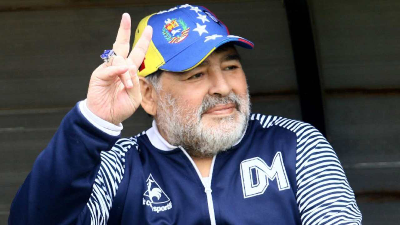 Maradona parla l'Avvocato Angelo Pisani