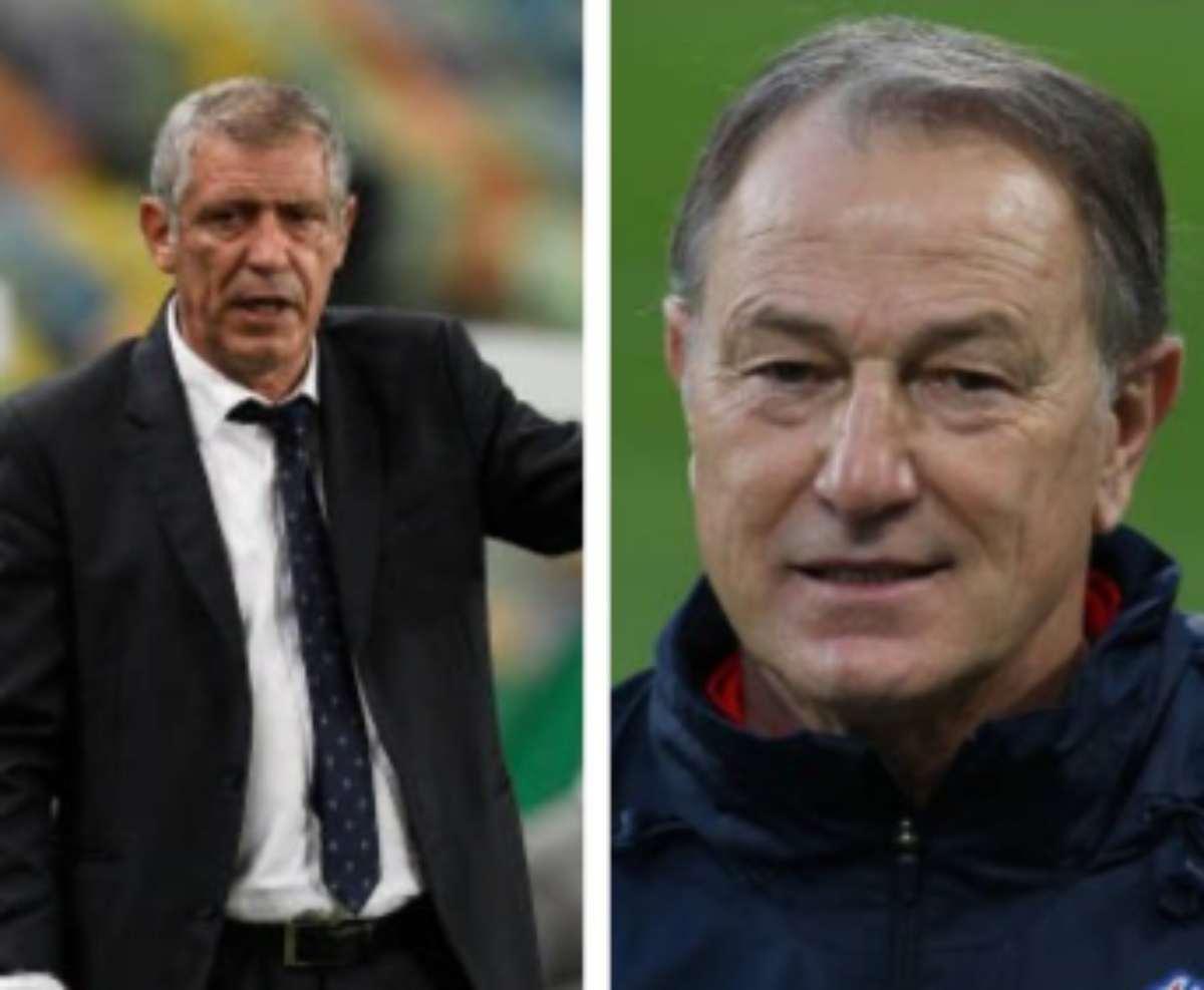 Portogallo-Azerbaigian, le scelte di Santos e De Biasi