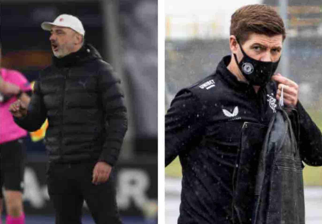 Trpišovský e Gerrard