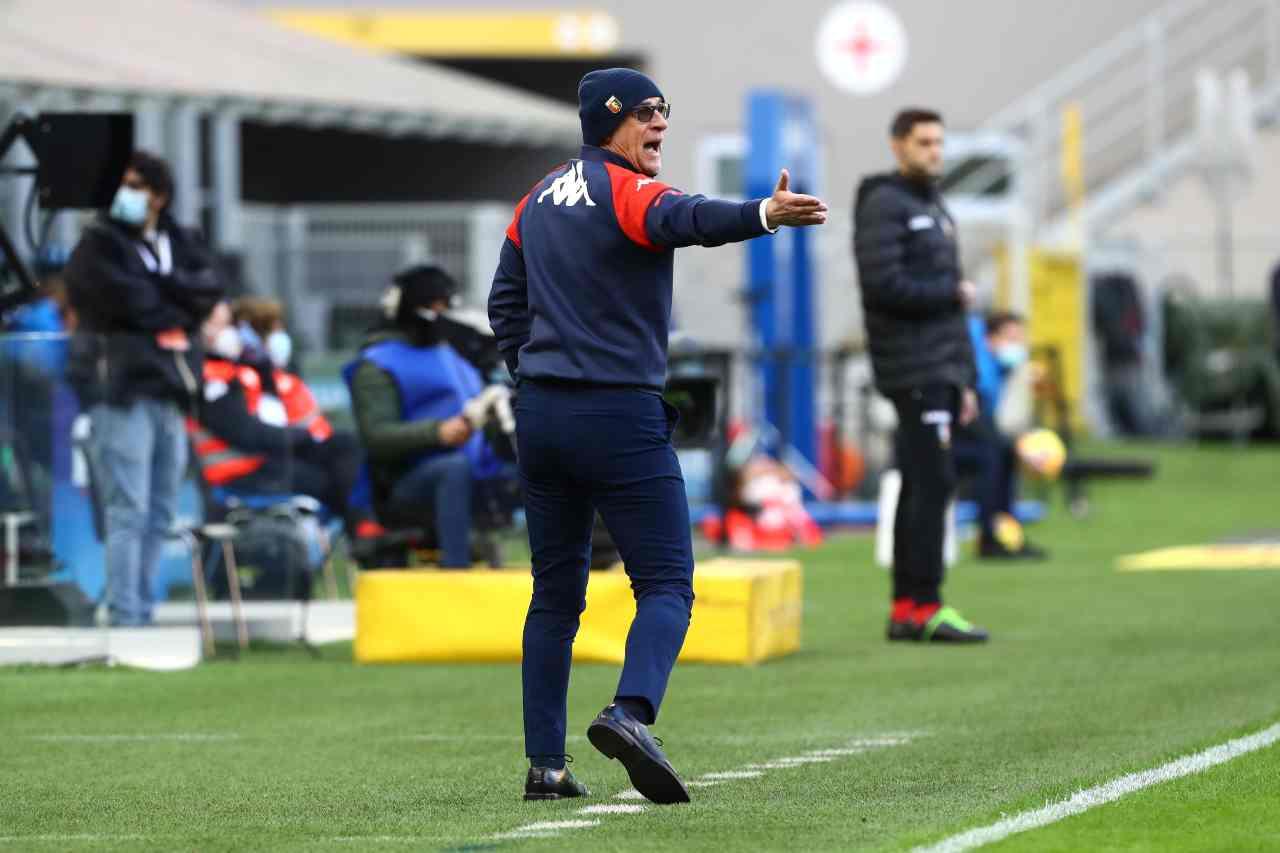 """Genoa, Ballardini """"Farò riposare qualcuno"""""""