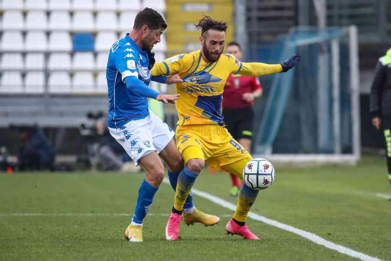 Frosinone-Brescia