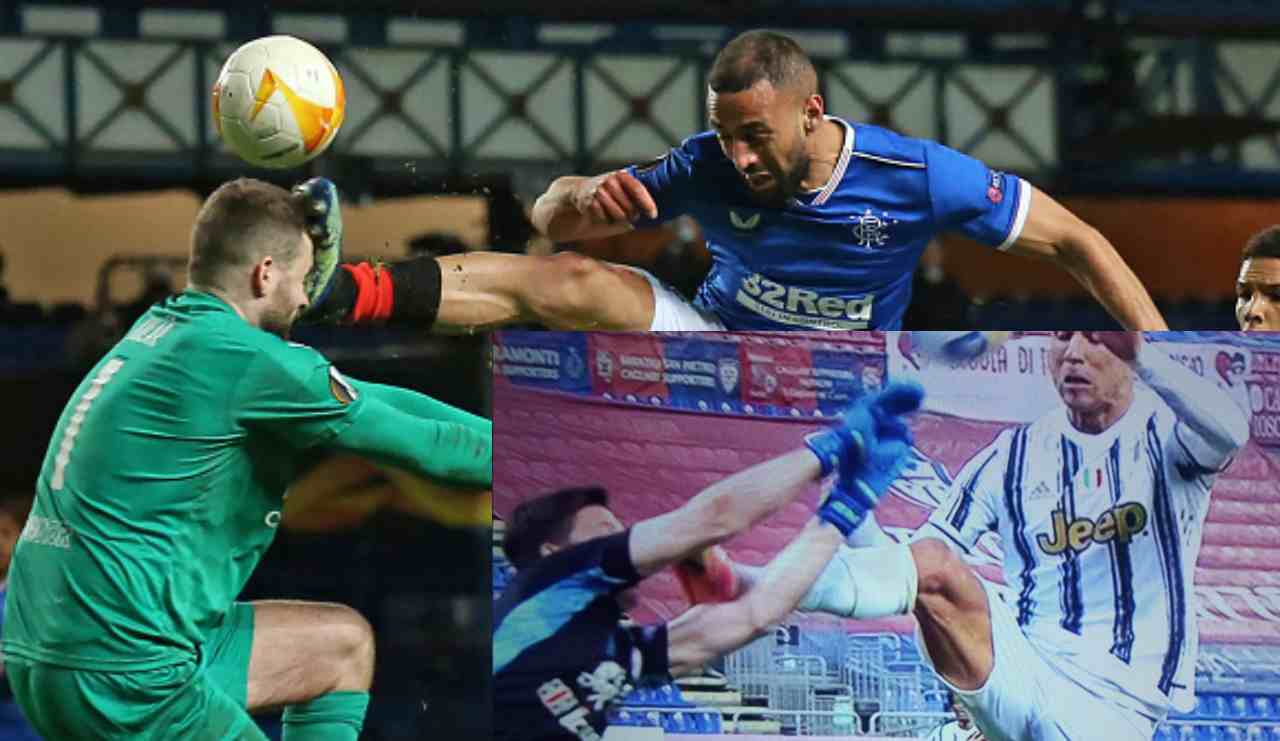Roofe, entrata killer e rosso (getty Images)