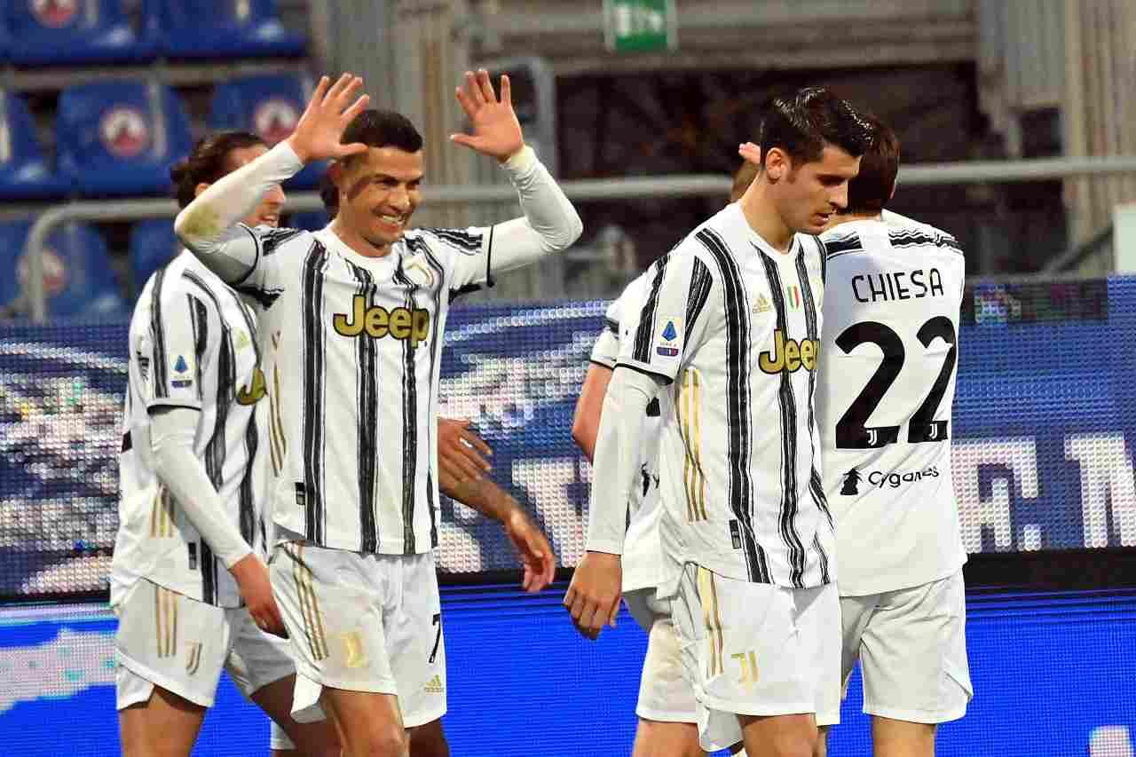 Cristiano Ronaldo  (Photo by Enrico Locci/Getty Images)