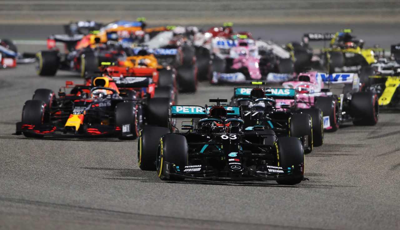formula 1 sprint race
