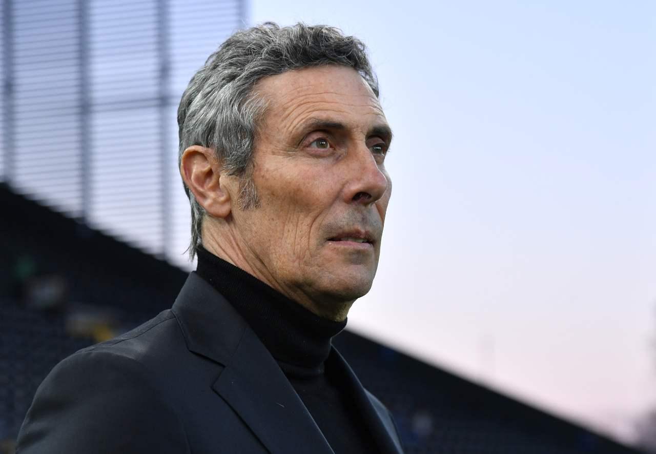 Luca Gotti, tecnico dell'Udinese (Photo by Alessandro Sabattini/Getty Images)