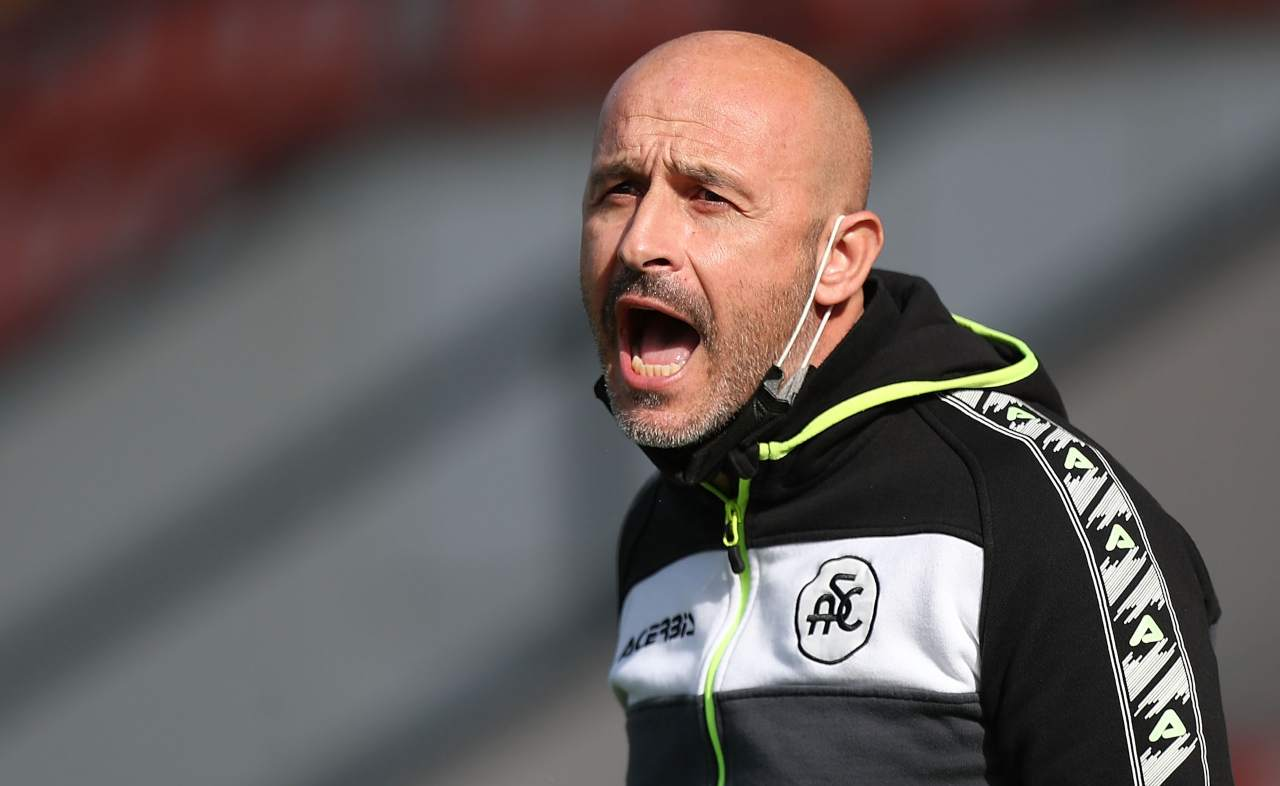 Vincenzo Italiano (Photo by Gabriele Maltinti/Getty Images)